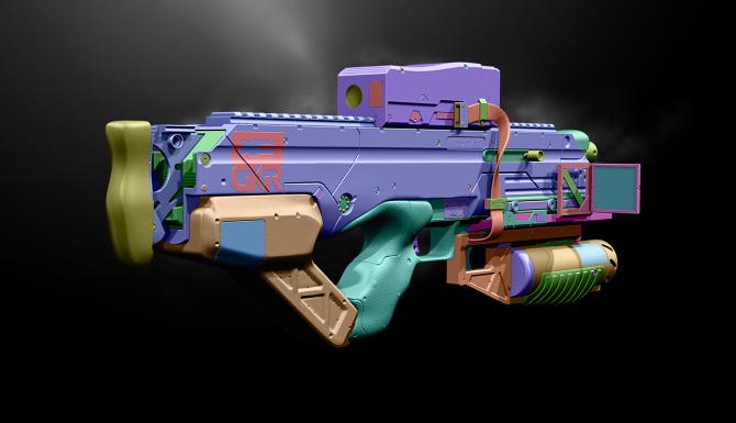 Elysium - Weapons - www.giuseppebufalo.com