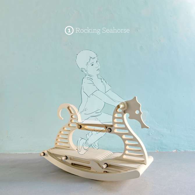 December 2013 Filed Under Rocking Toy Chair Balance Convertible Folding Foldable Seahorse Board Versatile